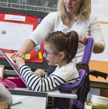 Education handicap école